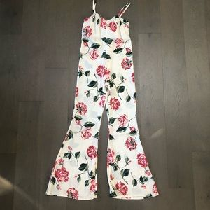 Stone Cold Fox Jerry Jumpsuit in Floral Print